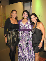 """En mi segmento en """"Ellas y..."""" con mis compañeras María María y Geraldine (Temporada 2009)"""