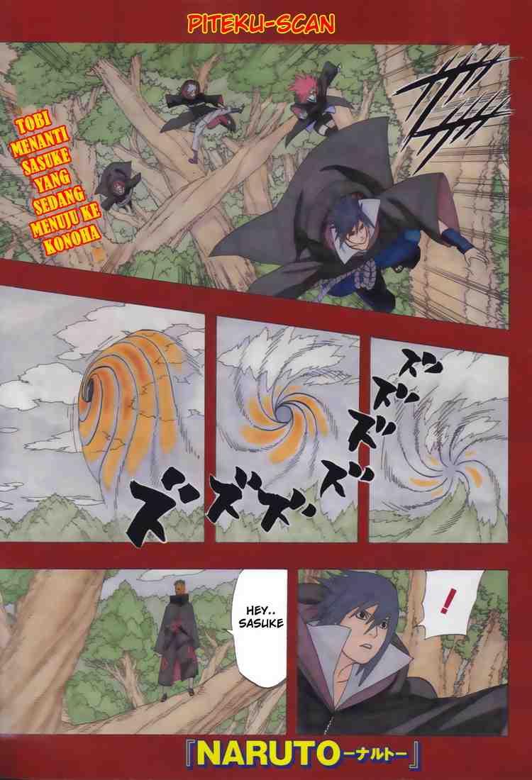 01 Naruto 453   Malam Menjelang