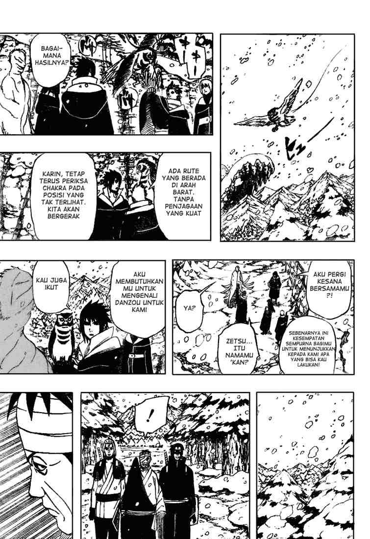 03 Naruto 457   Rapat Kage