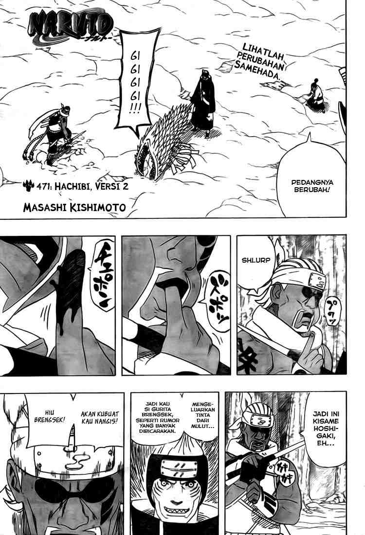 01 Naruto 471   Hachibi Versi 2