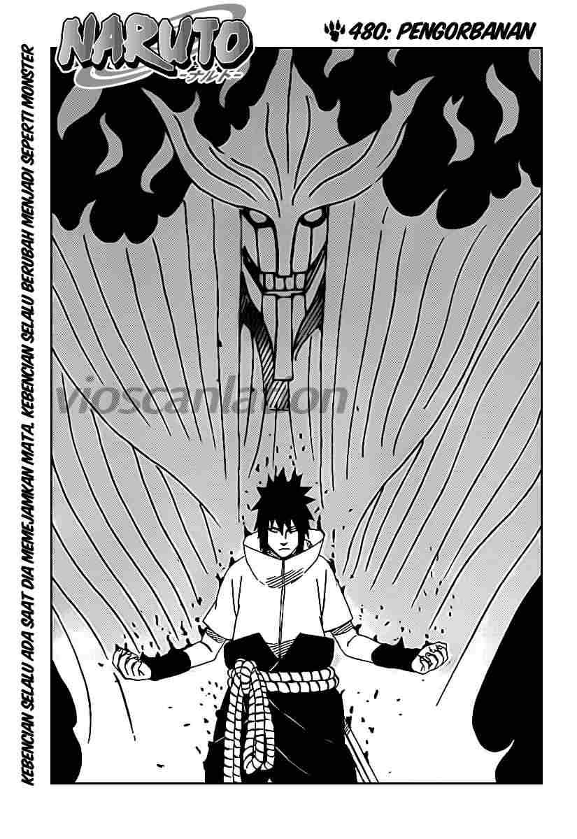 01 Naruto 480   Pengorbanan
