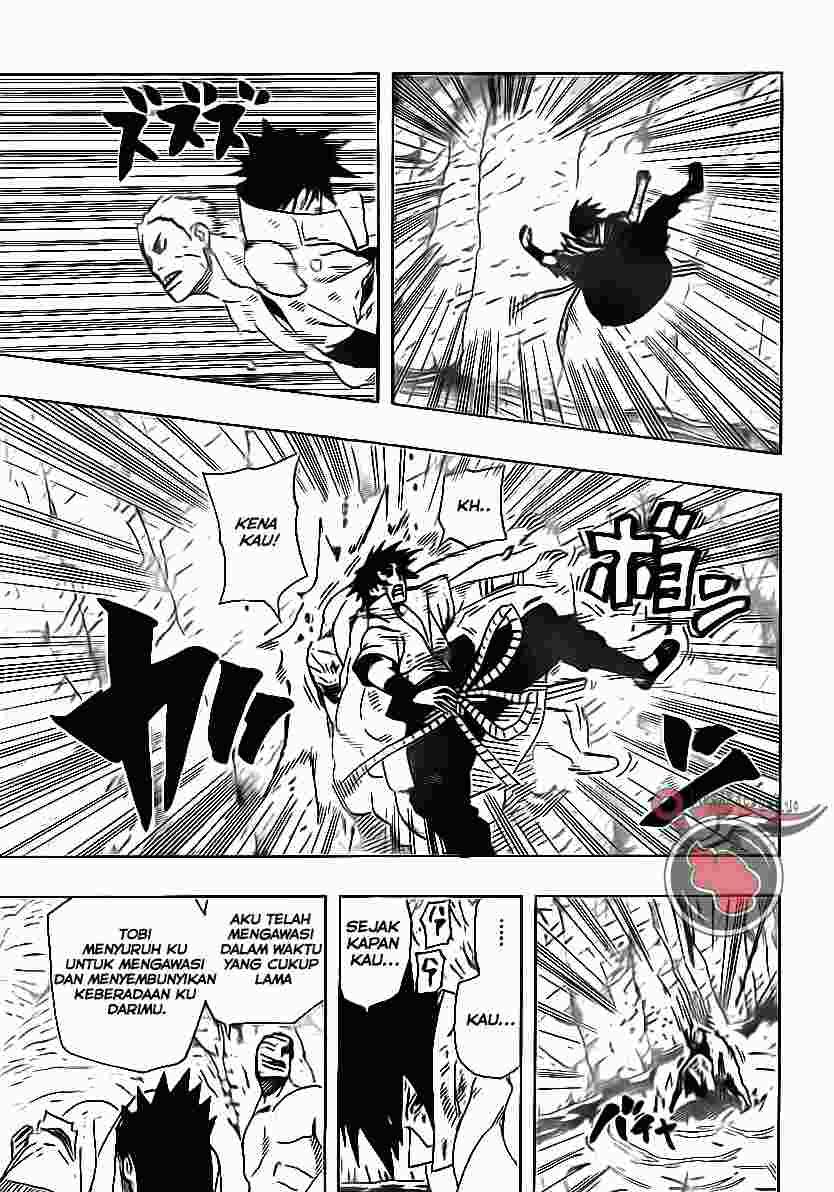 naruto ch486 03 Naruto 486   Tinju