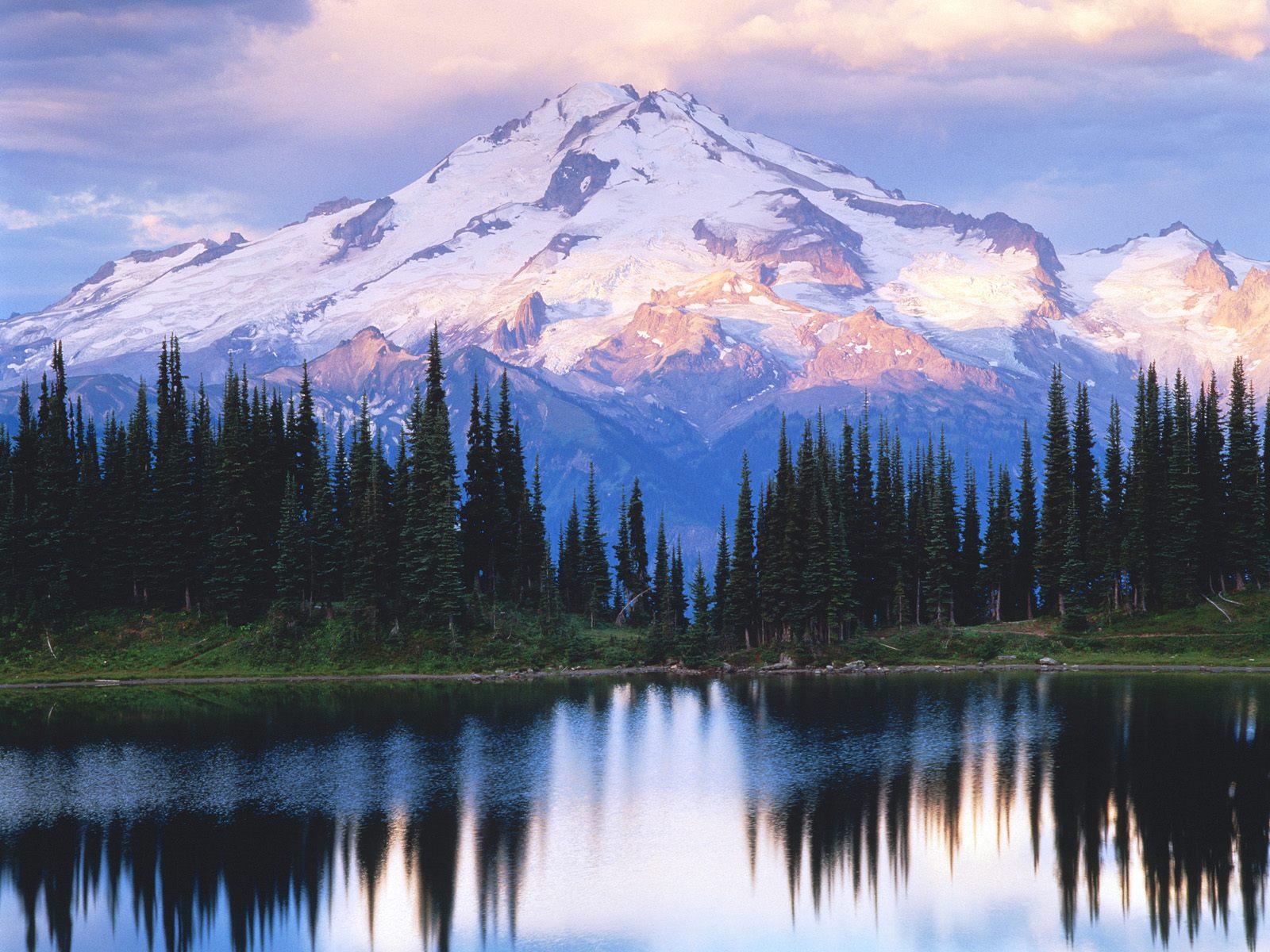 Mountain lakes hd desktop wallpaper - Imagenes de paisajes ...