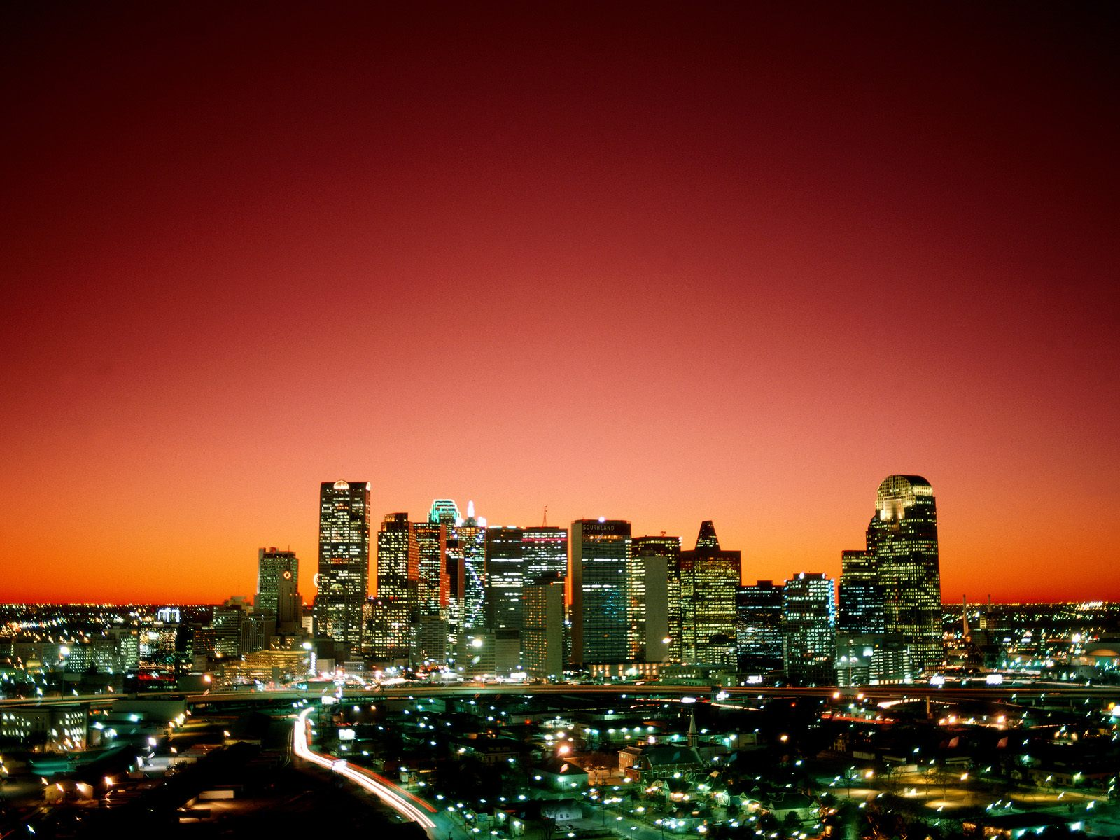 downtown dallas hd wallpapers - photo #17