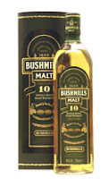 Bushmills Single Malt