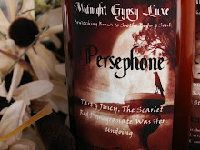 Persephone.... Juicy Red Pomegranate Silkening Body Lotion