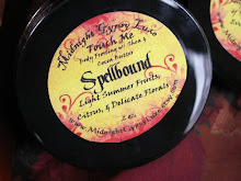 Spellbound... Touch Me Body Frosting