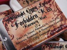 Forbidden Kiss Rosemary Mint Lip Butter...