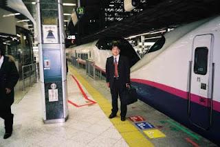 東京駅東北新幹線ホーム