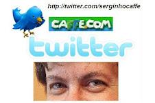 Serginho Caffé esta no Twitter