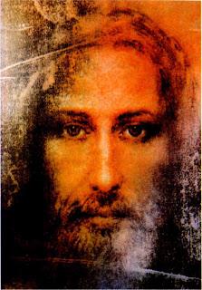 Лик Христа с плащаницы