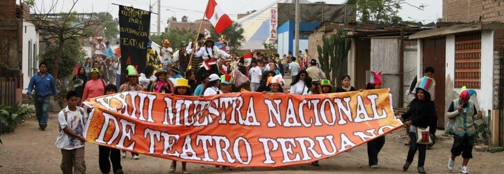Muestra teatro 2009