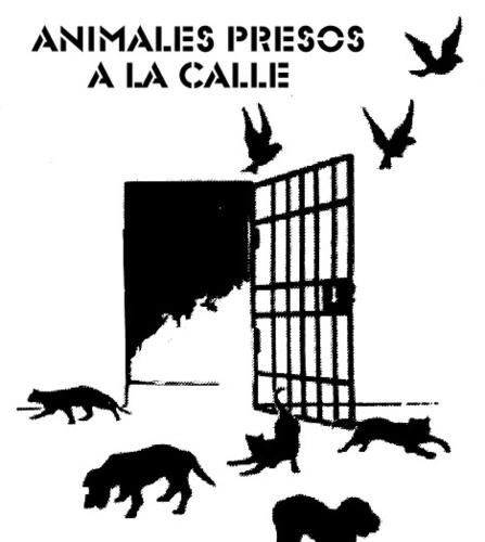 APOYA LA LIBERACION ANIMAL