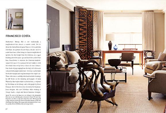 A212: BOOK: American Fashion Designers at Home by Rima Suqi ...