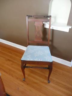sandalye kaplamak