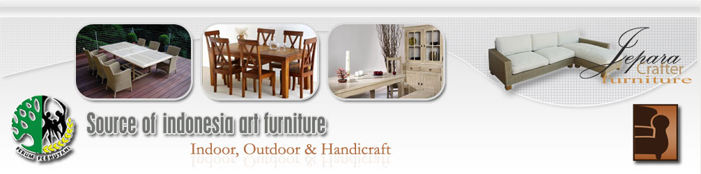 Teak indoor Furniture indonesia wholesale