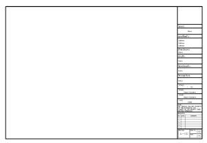 Title Block Template Autocad Download Lotteryxsonar
