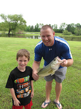 "EJ, CALEB AND ""THE FISH"" 2009"