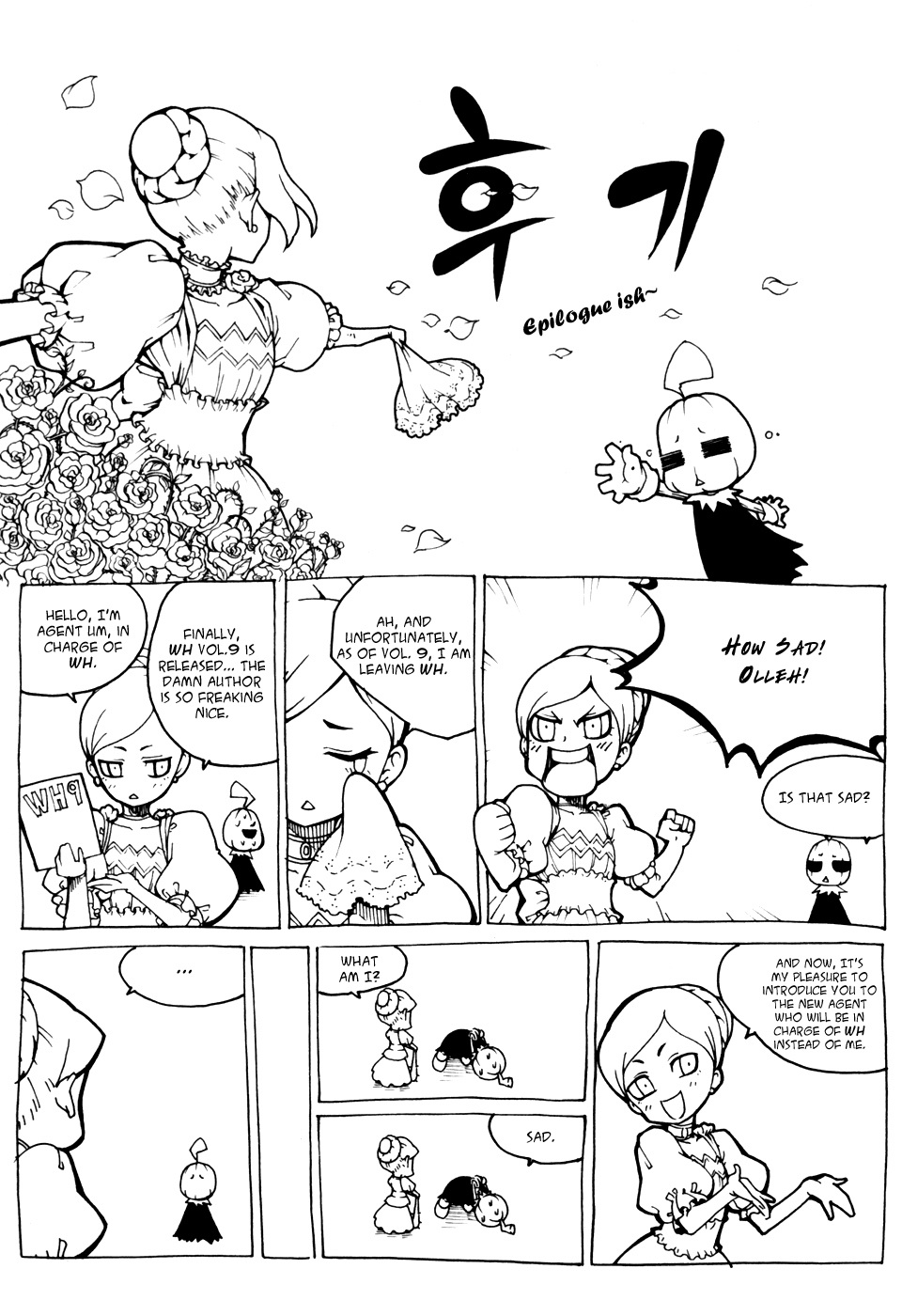 Witch Hunter – Thợ Săn Phù Thủy chap 46 page 23 - IZTruyenTranh.com