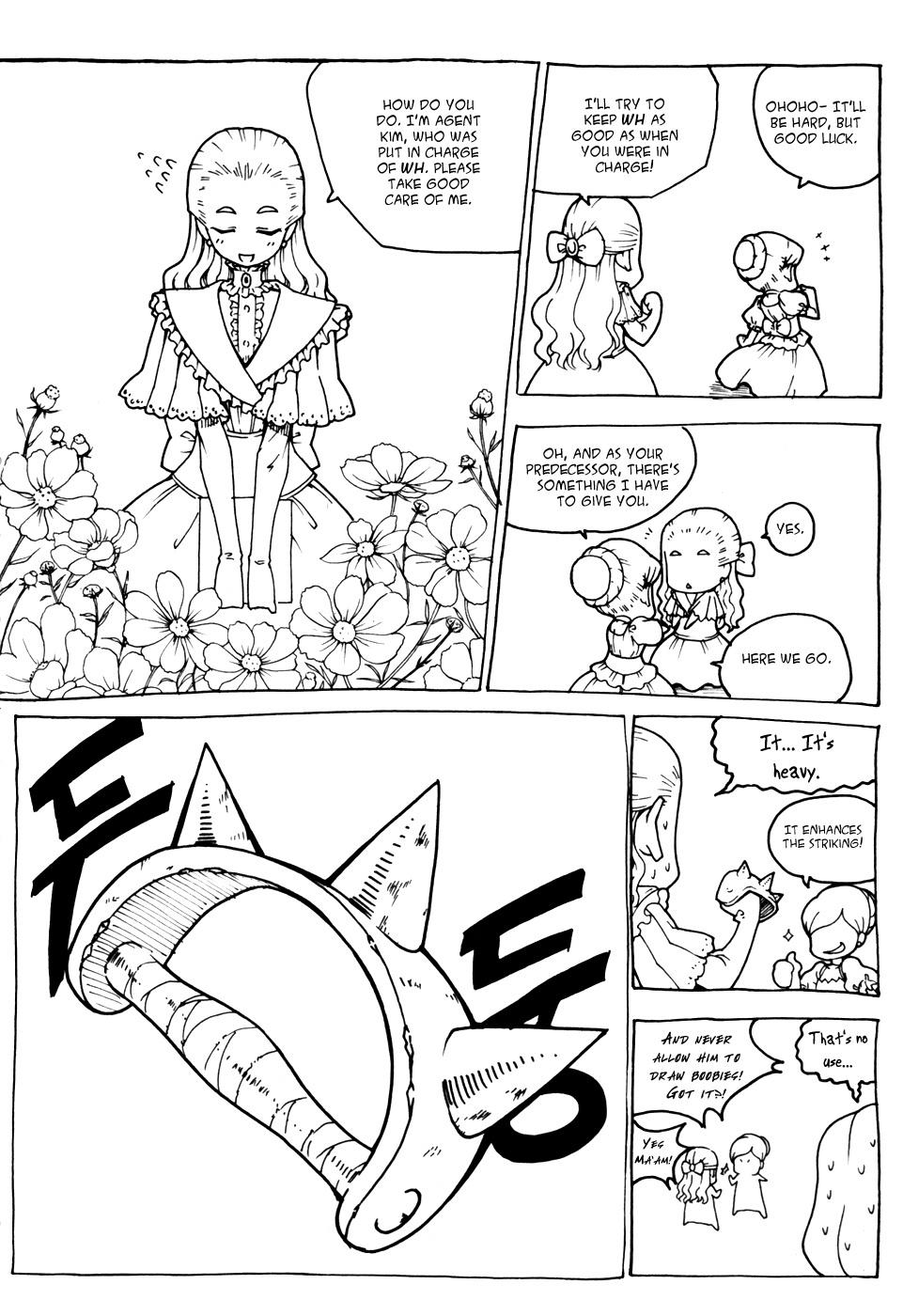 Witch Hunter – Thợ Săn Phù Thủy chap 46 page 24 - IZTruyenTranh.com