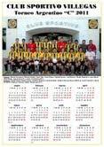 Almanaque 2011 de Club Sportivo Villegas