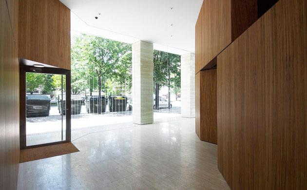 Marzua eliminaci n de barreras arquitect nicas en un - Portales de madera ...