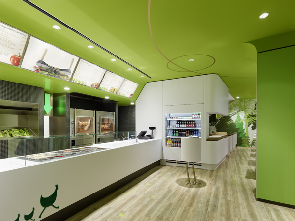 marzua restaurante wienerwald de ippolito fleitz group. Black Bedroom Furniture Sets. Home Design Ideas