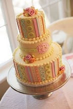 In need of a cake talk to my friend Emily, she's amazing!