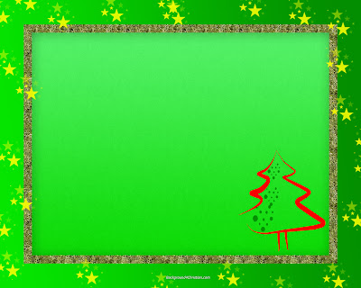 Christmas Day Background For PowerPoint