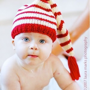 Cute Christmas Baby