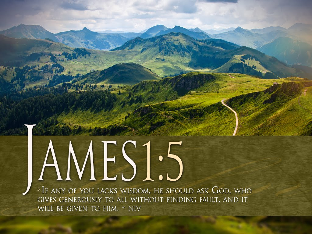 James 1:5 Bible Quote