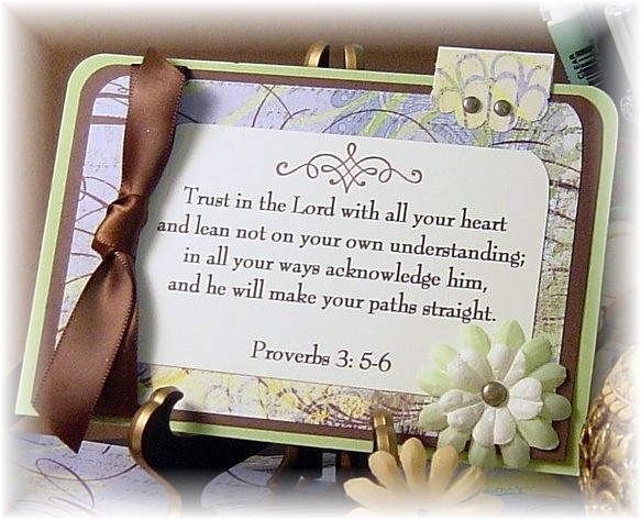 Bible Verses About Friendship Proverbs