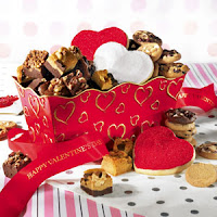 valentines day cookie bouquet