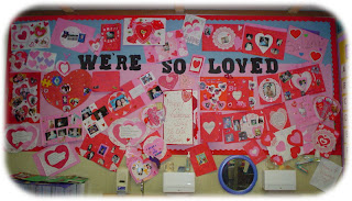 Valentineu0027s Day Bulletin Board Ideas