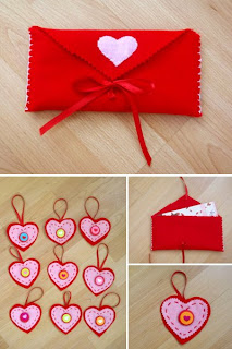 craft ideas for valentine's day
