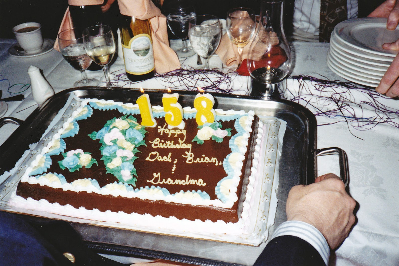 50th Birthday Dinner Party Ideas Part - 42: 50th Birthday Party