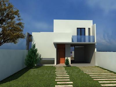 Renderizar arquitectura imagenes 3d renders for Diseno patio exterior casa