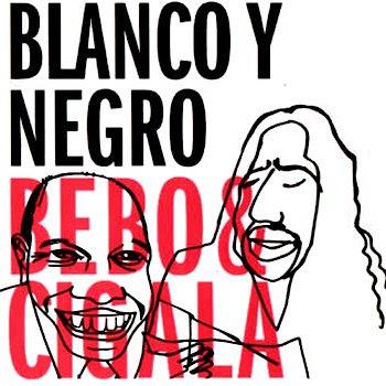canciones disco blanco y negro: