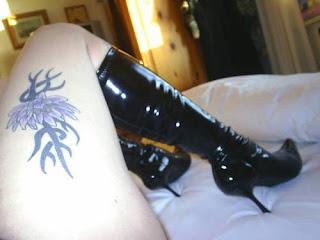 Modern And Sexy Tattoo Design