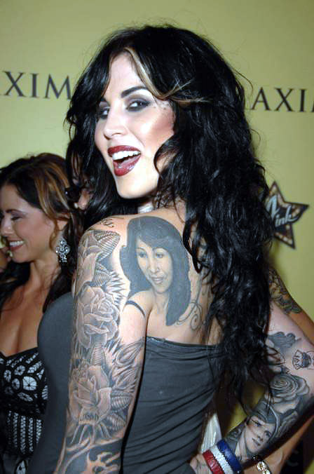 The Best and Worst Celebrity Tattoos, 50 Celebrity Tattoos