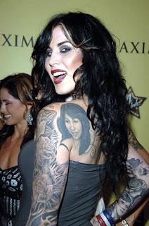 Sexy Celebrity Tattoo