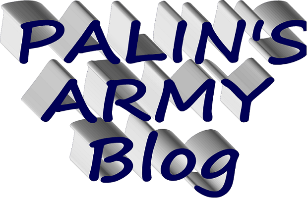 Palin's Army Blog