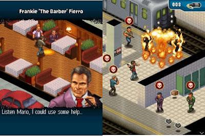 Jogo para Celular - Mafia Wars
