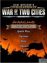 JOGO PARA CELULAR WAR OF TWO CITIES