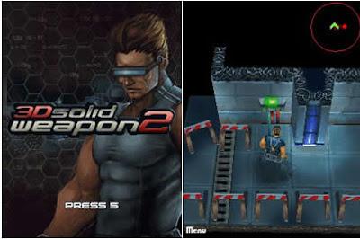 jogo para celular 3d solid weapon 2