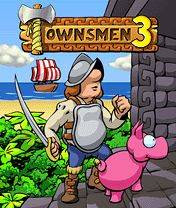 Jogo para Celular - Townsmen 3 [ 240x320 ]