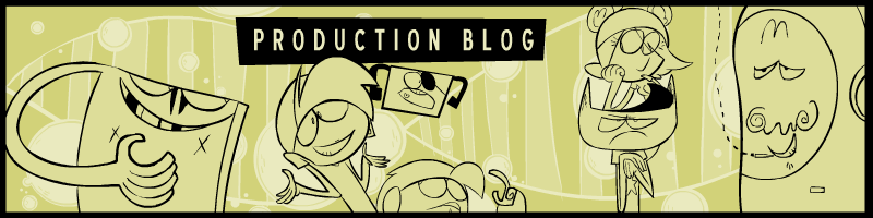 PRODUCTION BLOG