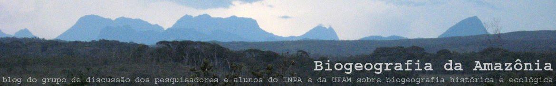 Biogeografia da Amazônia