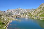 Escapade en SuisseCol du grand SaintBernard et Val de Bagnes