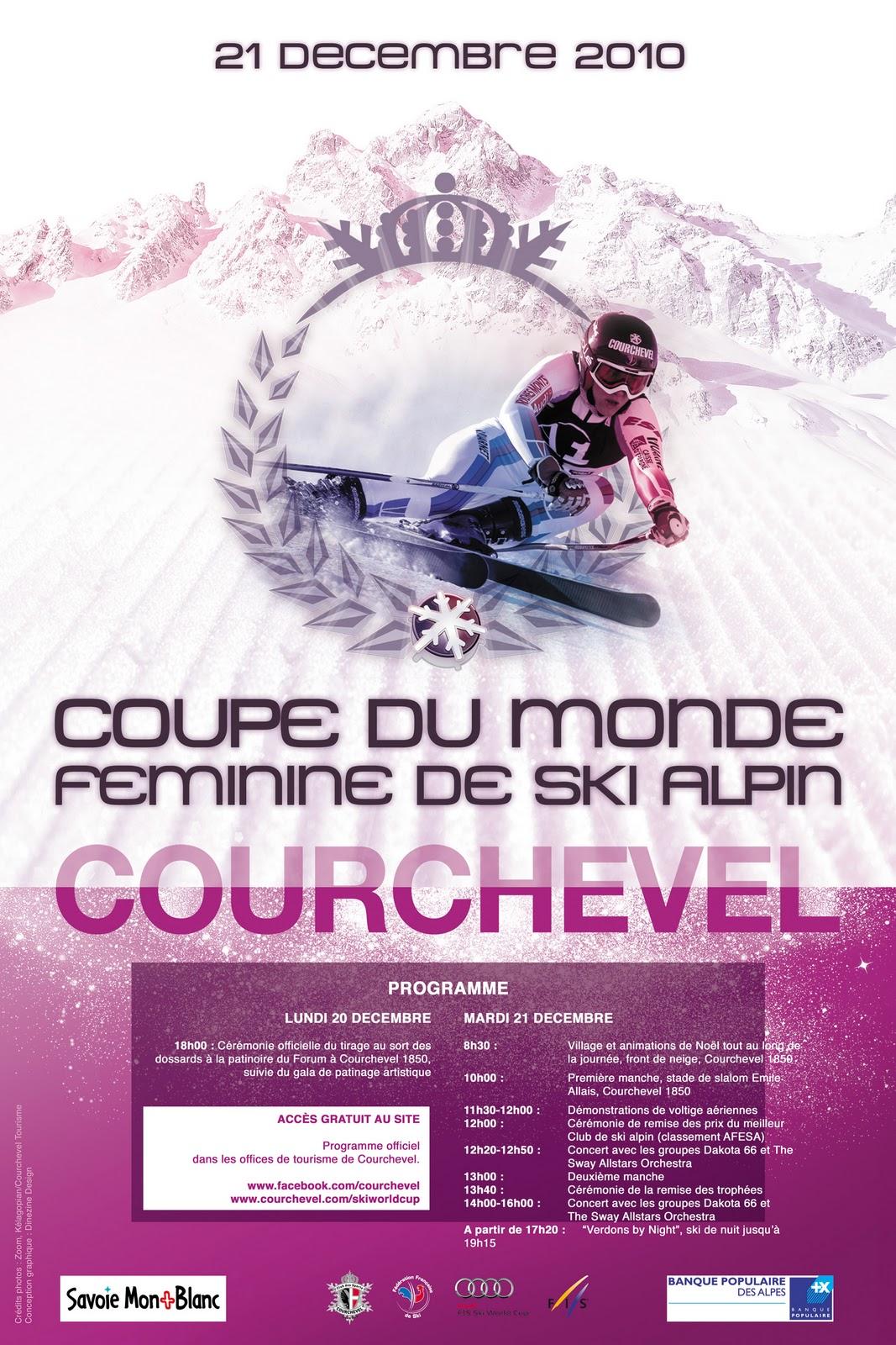Le blog de fab ski coupe du monde courchevel slalom femmes - Coupe du monde de ski courchevel ...